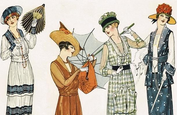 Мода вредит нашему здоровью!