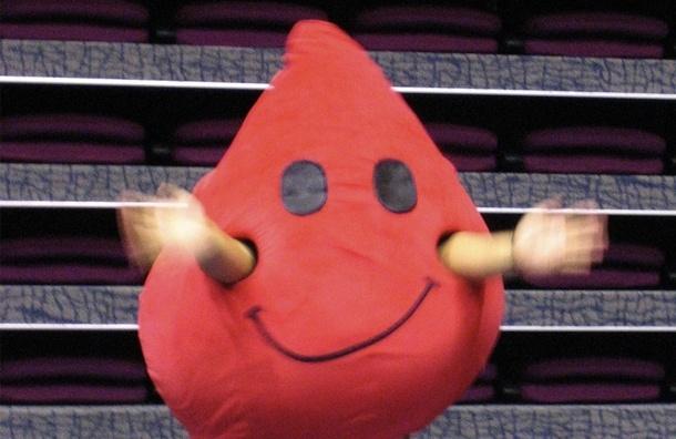 Сдавать кровь полезно для нашего организма