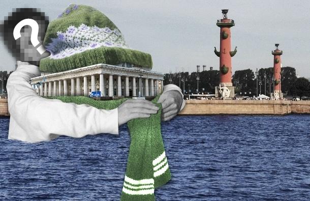 Один из символов Петербурга - Биржа - стоит, бесхозная и неотапливаемая