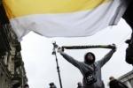 В Петербурге разогнали один из двух «Русских маршей»