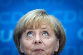Россия прослушивала телефон Ангелы Меркель