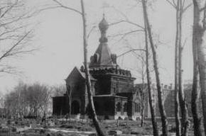 На бывшем Фарфоровском кладбище нашли фундамент взорванного храма