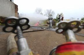 Пожару на заводе в Подмосковье присвоен повышенный номер сложности