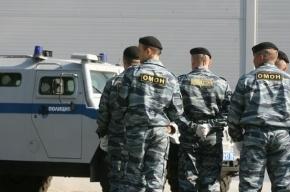 В Кемерове местные жители напали на наряд полиции