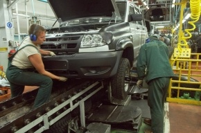 УАЗ отзывает 2 тысячи автомобилей «Патриот»