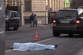 Порномодель Карина Брусницына насмерть сбила женщину в центре Москвы