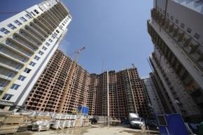 В октябре в Петербурге построили почти 220 тысяч кв. метров жилья