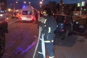 В Петербурге в двух ДТП с иномарками погибли двое