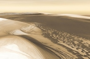 Океаны на древнем Марсе возникли из-за водородного парникового эффекта