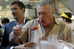 Жириновский собирается сделать ЛДПР «партией вегетарианцев»