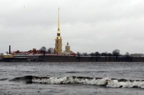 Пик наводнения в Петербурге ожидается в 18:00