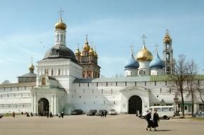 Из Троице-Сергиевой лавры украли реликвии на 8 млн рублей