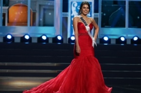В Москве состоялся полуфинал конкурса «Мисс Вселенная»