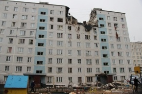 Возбуждено уголовное дело по факту взрыва бытового газа в Подмосковье
