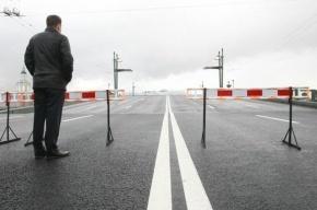 Дворцовый мост будет закрываться по ночам до 20 декабря