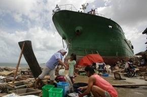 На Филиппинах объявили режим национального бедствия