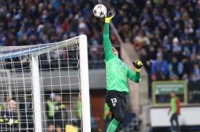 «Зенит» не смог победить «Атлетико» в Лиге чемпионов