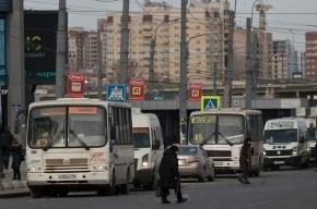 В Кировском районе столкнулись маршрутки, пострадал ребенок