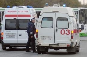 В Ленобласти В ДТП погибла женщина