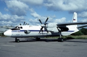 Самолет Ан-26 совершил экстренную посадку на Ямале