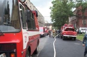 При пожаре в центре Петербурга погибла 102-летняя женщина