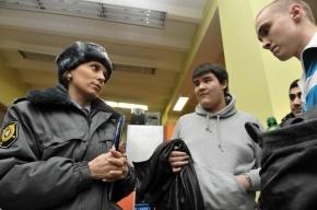 МВД Петербурга предлагает принудительно проверять несовершеннолетних на алкоголь