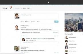 Появилась новая социальная сеть Syme, шифрующая данные пользователей