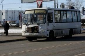 Вооруженные водители маршруток подрались в Петербурге