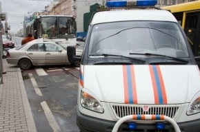 В крупном ДТП в Пушкинском районе пострадали двое