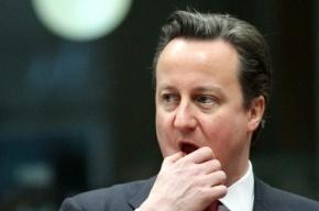 Британский премьер-министр подписался на аккаунт эскорт-агентства