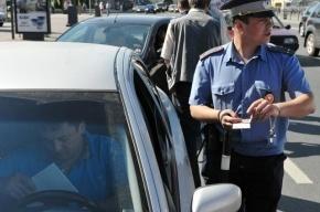 Пьяный петербуржец протащил полицейского за машиной и устроил ДТП