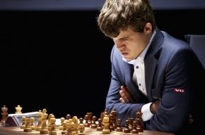 Норвежец Карлсен стал новым чемпионом мира по шахматам
