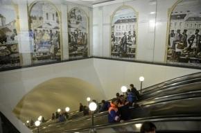 Вестибюль «Спасской» открыли без разрешения, а эскалатор уже сломался