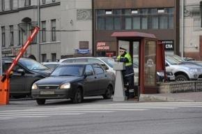 В Москве пьяный сотрудник ГИБДД насмерть сбил мужчину на обочине