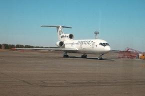 В «Домодедово» самолет «Ижевск- Москва» совершил аварийную посадку
