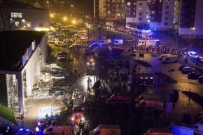 Число погибших при обрушении супермаркета в Риге достигло 43 человек