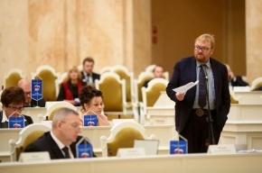 Милонов готов оплатить адвокатов священника Грозовского