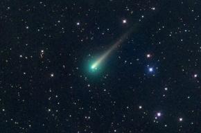 «Комета века» ISON перед смертью ярко вспыхнула