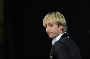 Евгений Плющенко выиграл первый турнир в сезоне