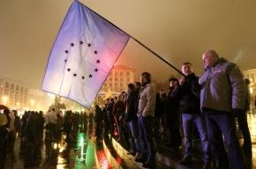 Киевская милиция разогнала Евромайдан, есть пострадавшие