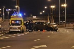 В ДТП с маршруткой на Литейном мосту пострадали 20 пассажиров