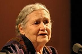 Умерла английская писательница Дорис Лессинг