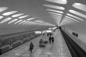В московском метро нашли тело мертвого полицейского