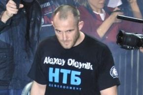 Боец MMA Алексей Олейник победил хорвата «Кро Копа» на шоу «Легенда»