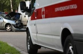 В Ставрополье маршрутка врезалась в «КамАЗ», два человека погибли