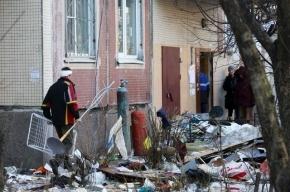В Подмосковье при взрыве бытового газа погиб человек