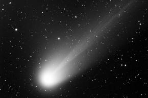 Астрономы обнаружили комету с шестью хвостами из пыли