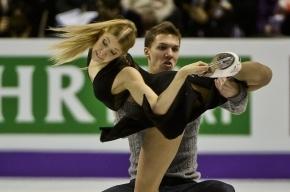 Фигуристы Боброва - Соловьев стали вторыми на Гран-при Китая