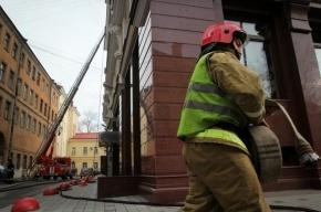 В Петербурге факелом горела газораспределительная станция