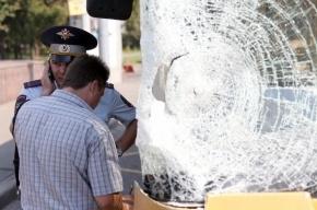 В Кемерово неизвестные обстреляли восемь автобусов и маршруток